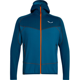 Salewa Puez 3 PL Full-Zip Hoody Men poseidon